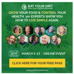 Eat your dirt - a summit about soil