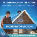 greenhouse of the future plans, video, book
