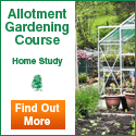 allotment gardening course