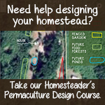 Permaculture Design Course in Montana, USA 2017