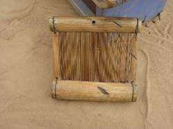 Make your own loom (permaculture fiber arts tools forum at