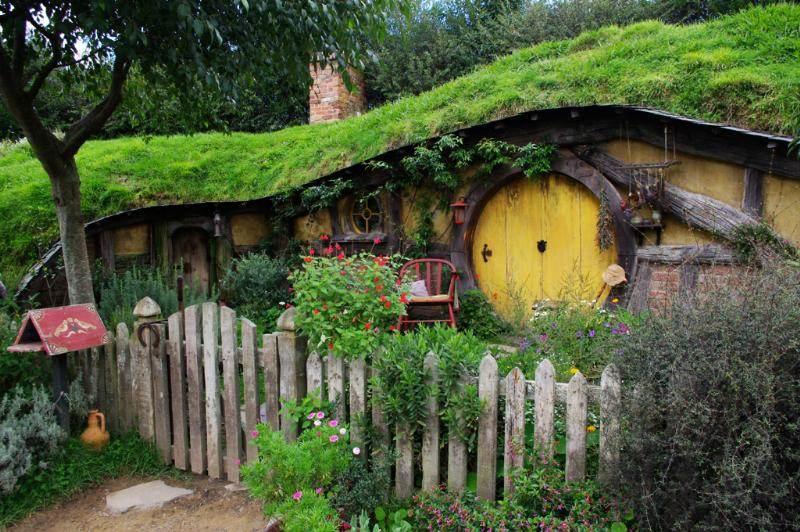 Hobbit Style Homes hobbit style homes - home design