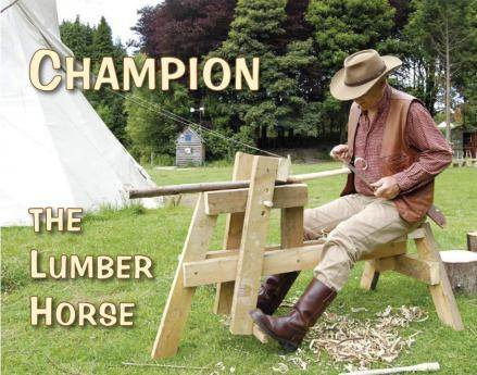 Shaving Horse Plans Woodworking Forum At Permies