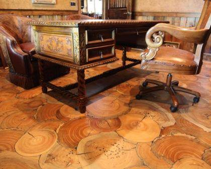 Wood Floor Of The Year Woodworking Forum At Permies