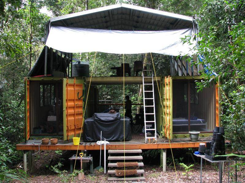 75 my shipping container cabin shelter green building forum