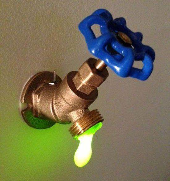 Diy Led Nightlight In A Faucet Meaningless Drivel Forum