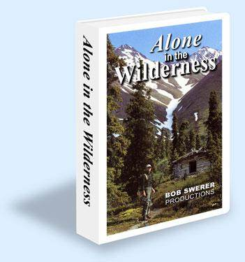 Alone in the wilderness by Dick Proenneke (dvds, movies
