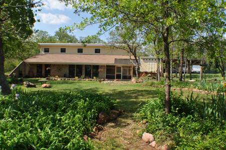 Oklahoma Property For Sale By Owner Earth Sheltered Home