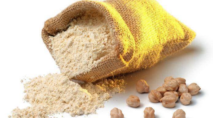 Image result for gram flour