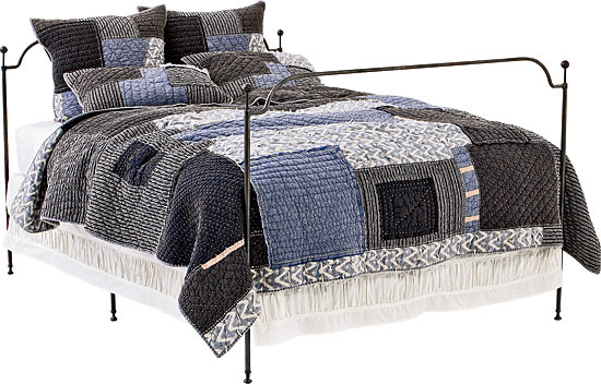 upcycle boro bedding