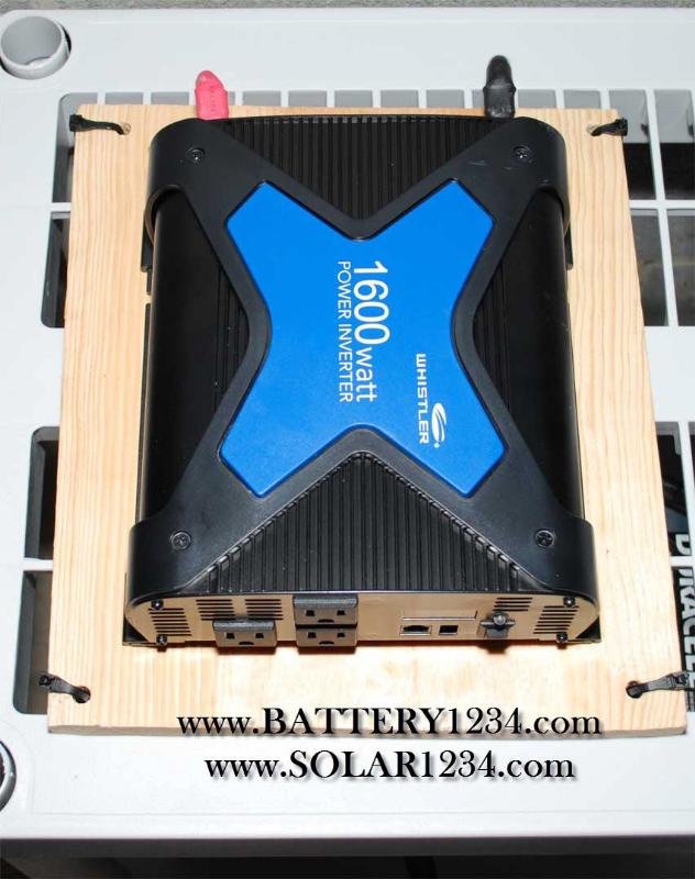 How to Make Your Own Emergency Home Battery Bank (solar