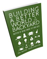 Building a Better World book by Paul Wheaton, resilient living