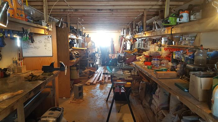 Shop // before