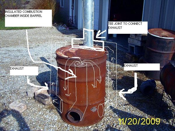 Rocket Stove And Butt Warmer Rocket Mass Heater Forum At