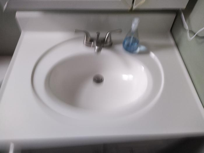 Sink after