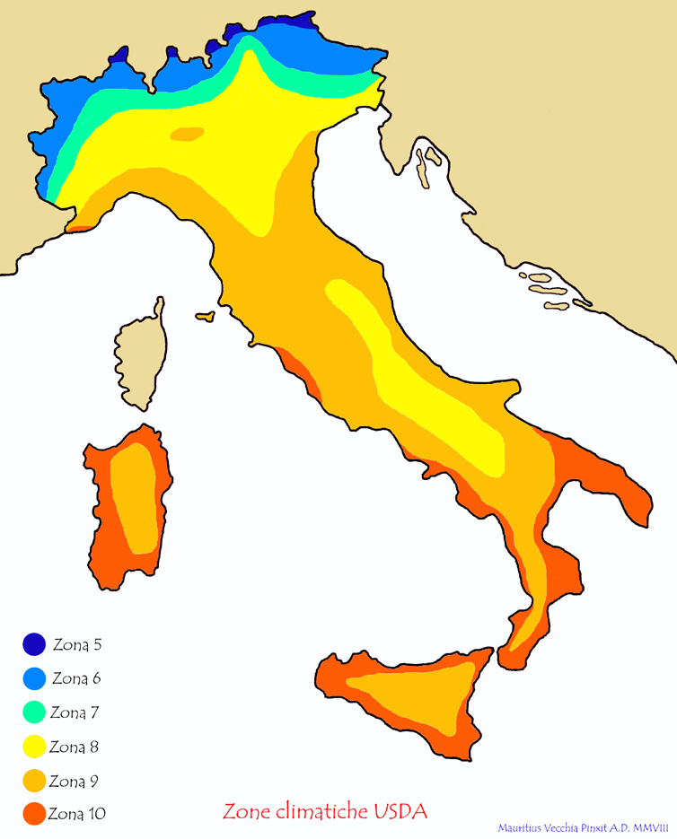 Zone Italy  city images : Climate Help: Northern Italy europe forum at permies