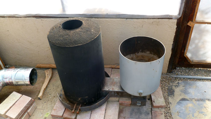 how to make a barrel rocket