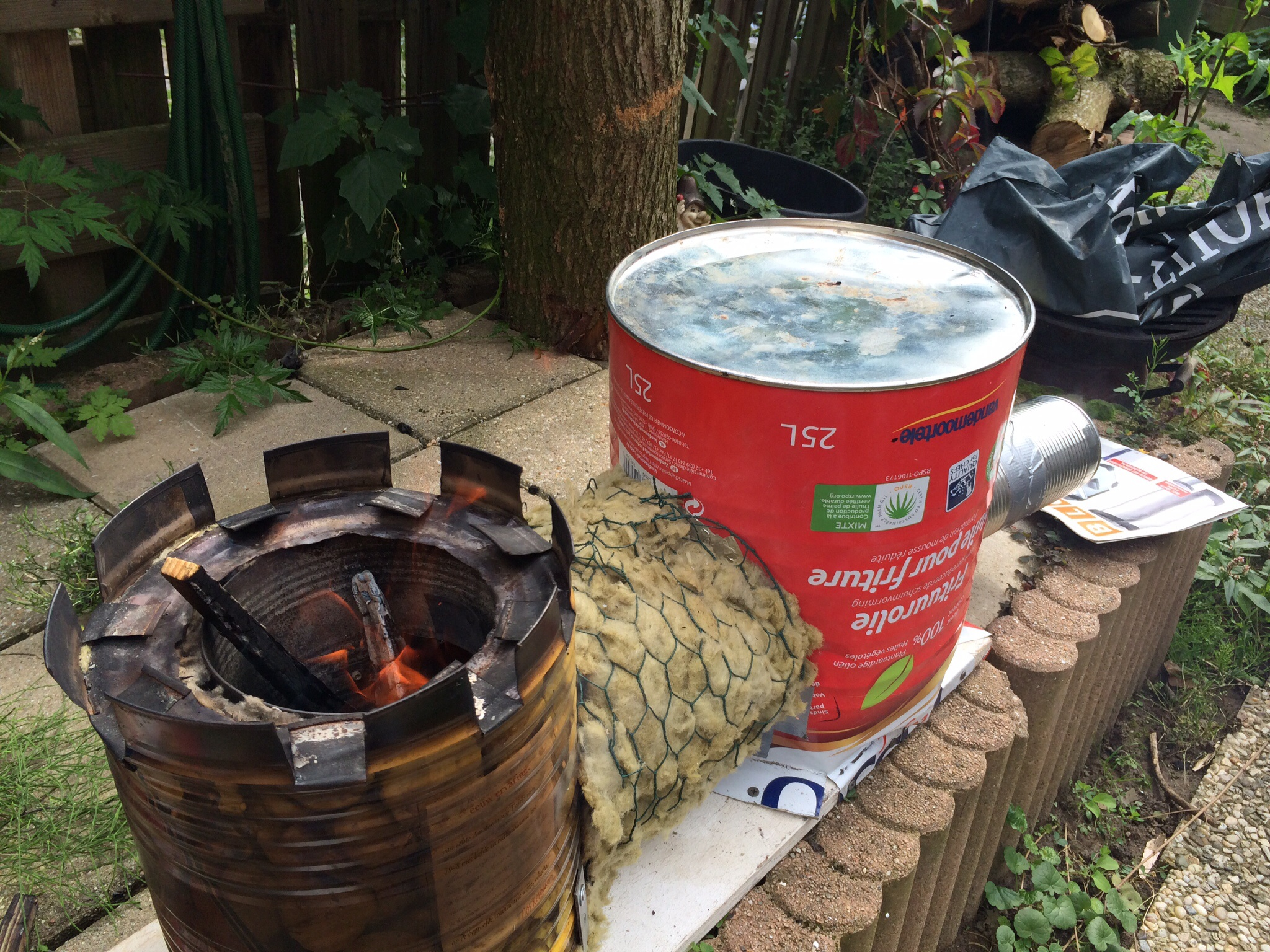 Double Chamber Cob Oven Wood Burning Stoves Forum At Permies