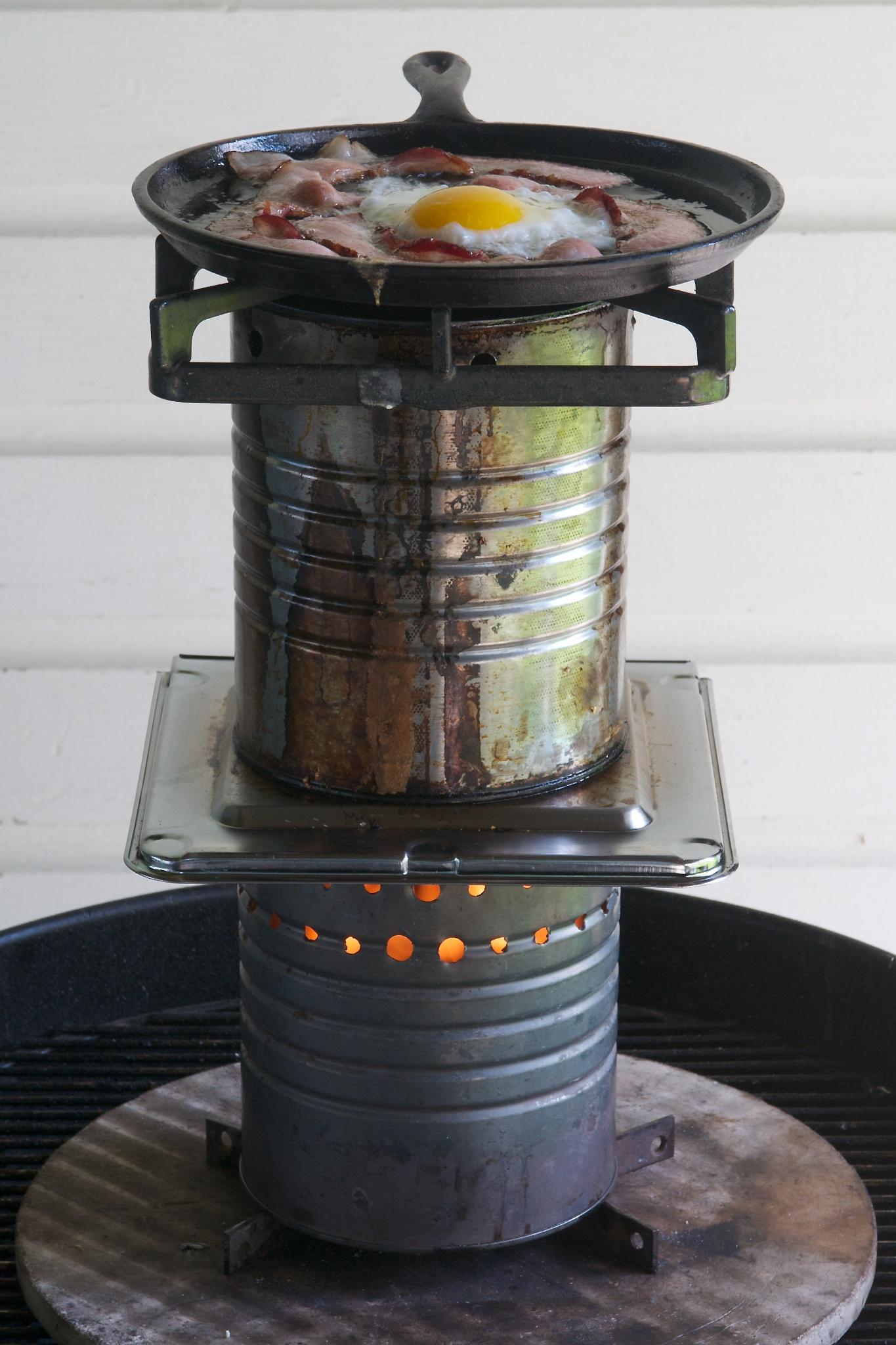 Masonry Mass Heater Powered By Pyrolysis Wood Burning
