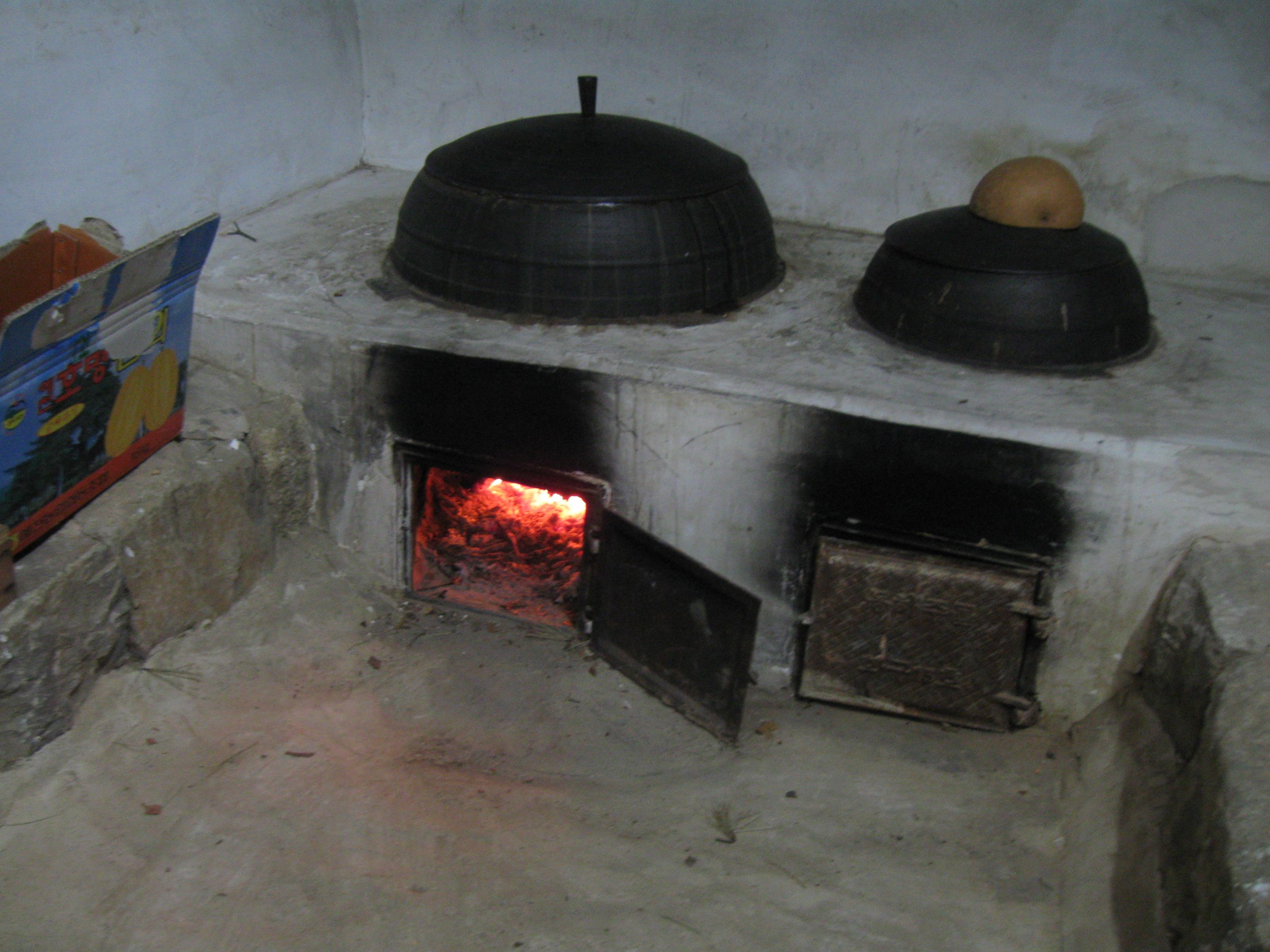 Rocket Heater In Radiant Floor Heat Wood Burning Stoves