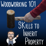 SKIP=SKills to Inherit Property PEP woodworking Permaculture Experience According to Paul