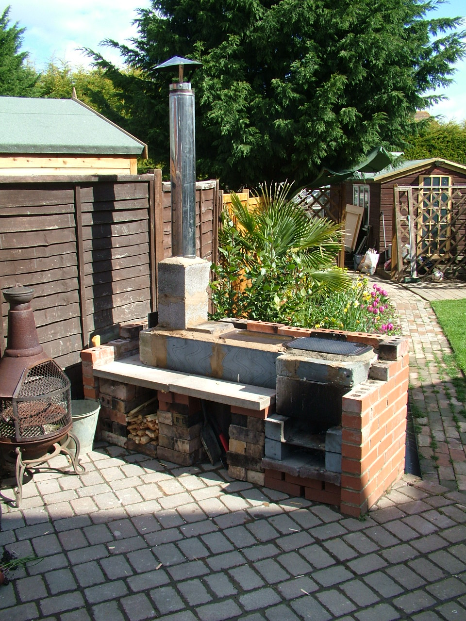 Rocket Stove Progressing Wood Burning Stoves Forum At