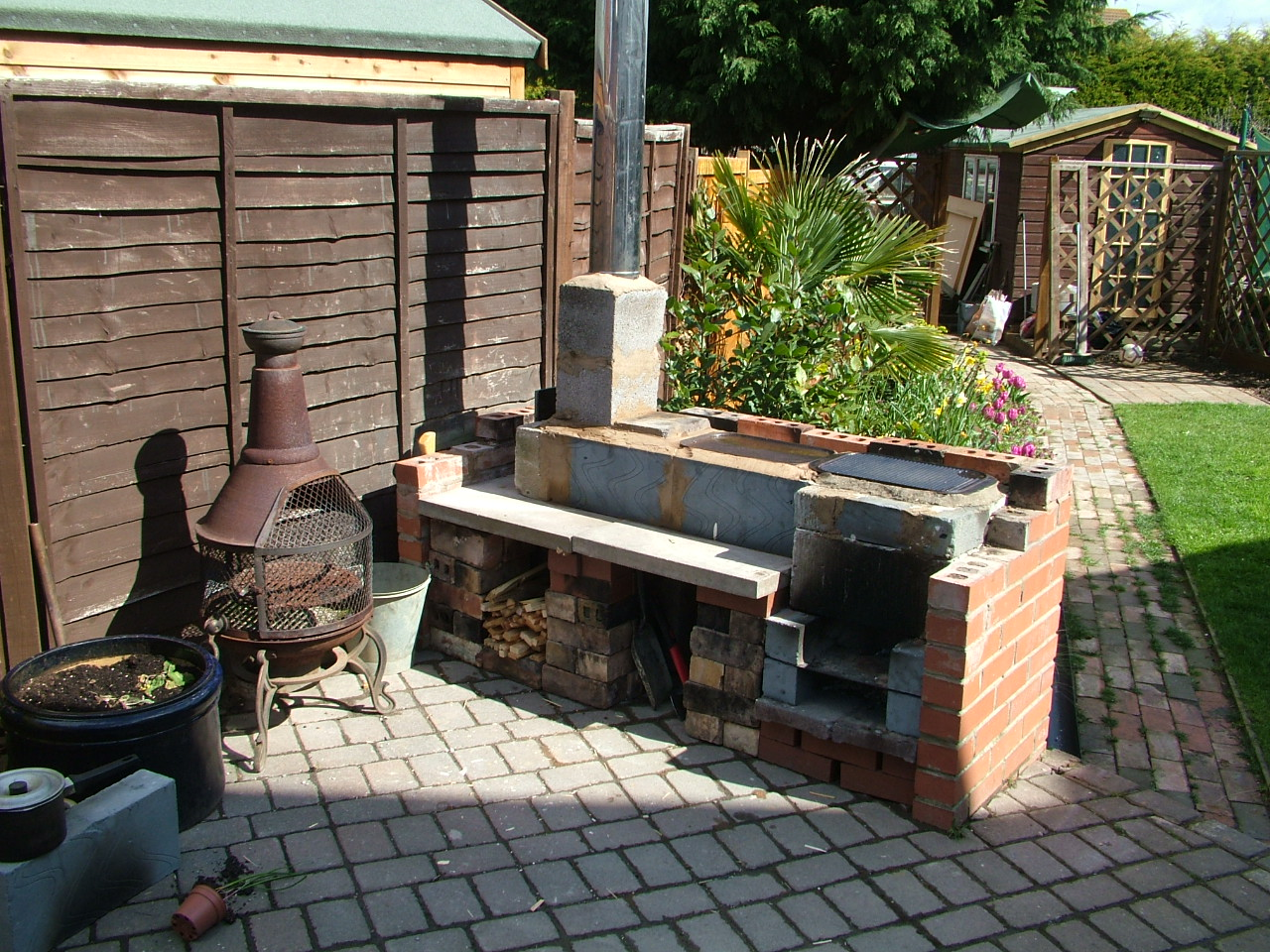 garage wood stove ideas - Rocket Stove progressing wood burning stoves forum at