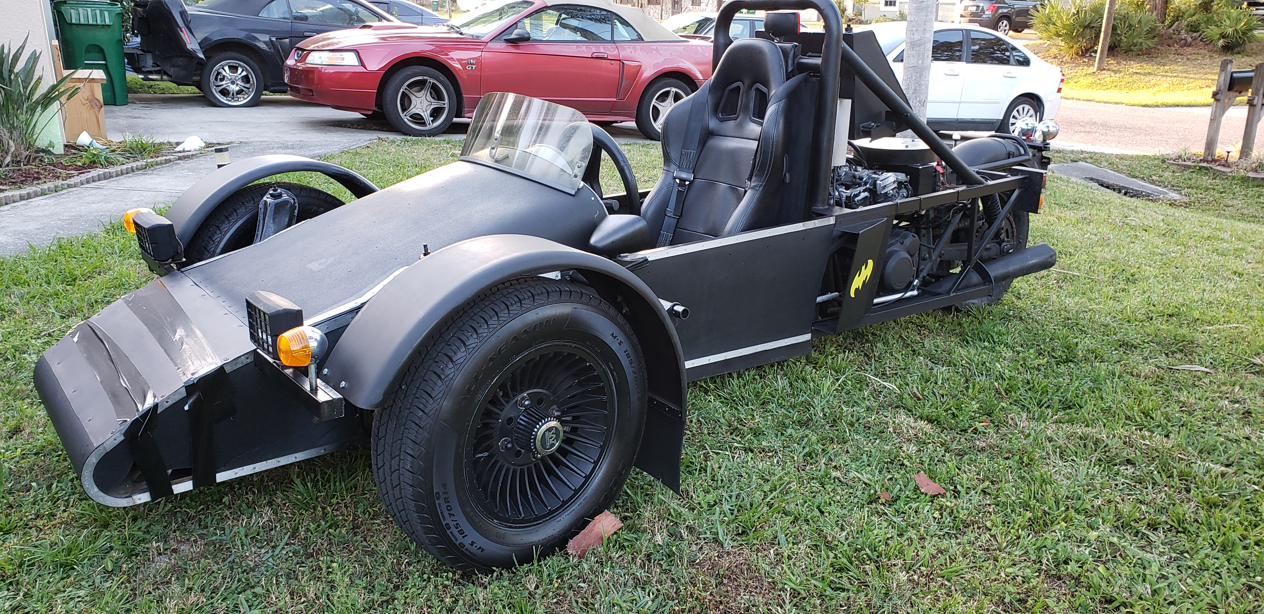 HELP i want to build a cheap fuel efficient car/trike