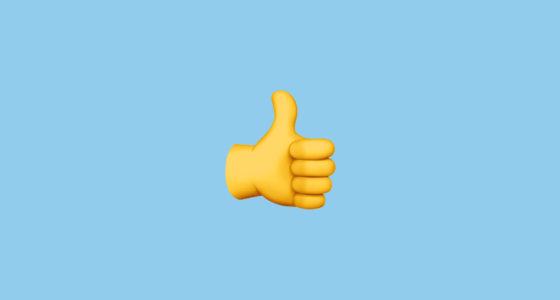 [Thumbnail for thumbs-up-sign_1f44d.png]