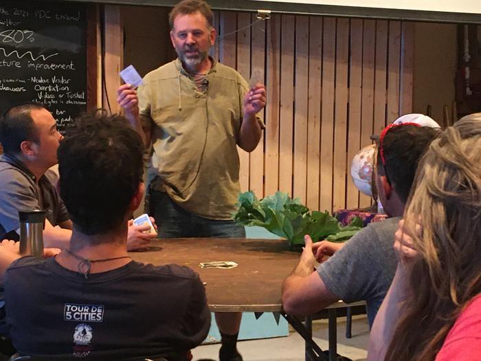Thomas Elpel card game