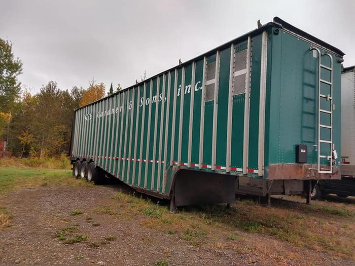 48' Chip Trailer Triaxle