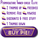 Purchase PIE (Permaculture Inner-Circle Elite)
