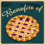 benefits of pie