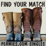 homesteading and permaculture singles