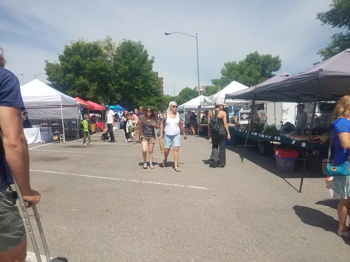 PDC day off Missoula market