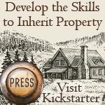 SKIP kickstarter gain the skills to inherit property