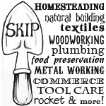 SKIP kickstarter permaculture and homesteading skills