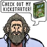SKIP Paul's new kickstarter