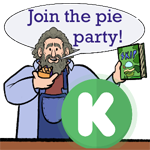 SKIP kickstarter join the pie party