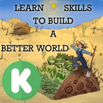 SKIP kickstarter learn the skills to build a better world
