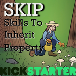 SKIP kickstarter learn foraging skills