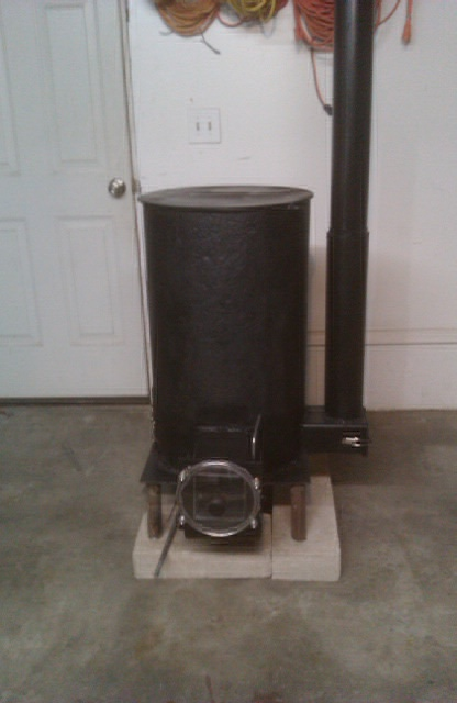 [Thumbnail for IMAG0448.jpg] - My Homemade Wood Stove (wood Burning Stoves Forum At Permies)