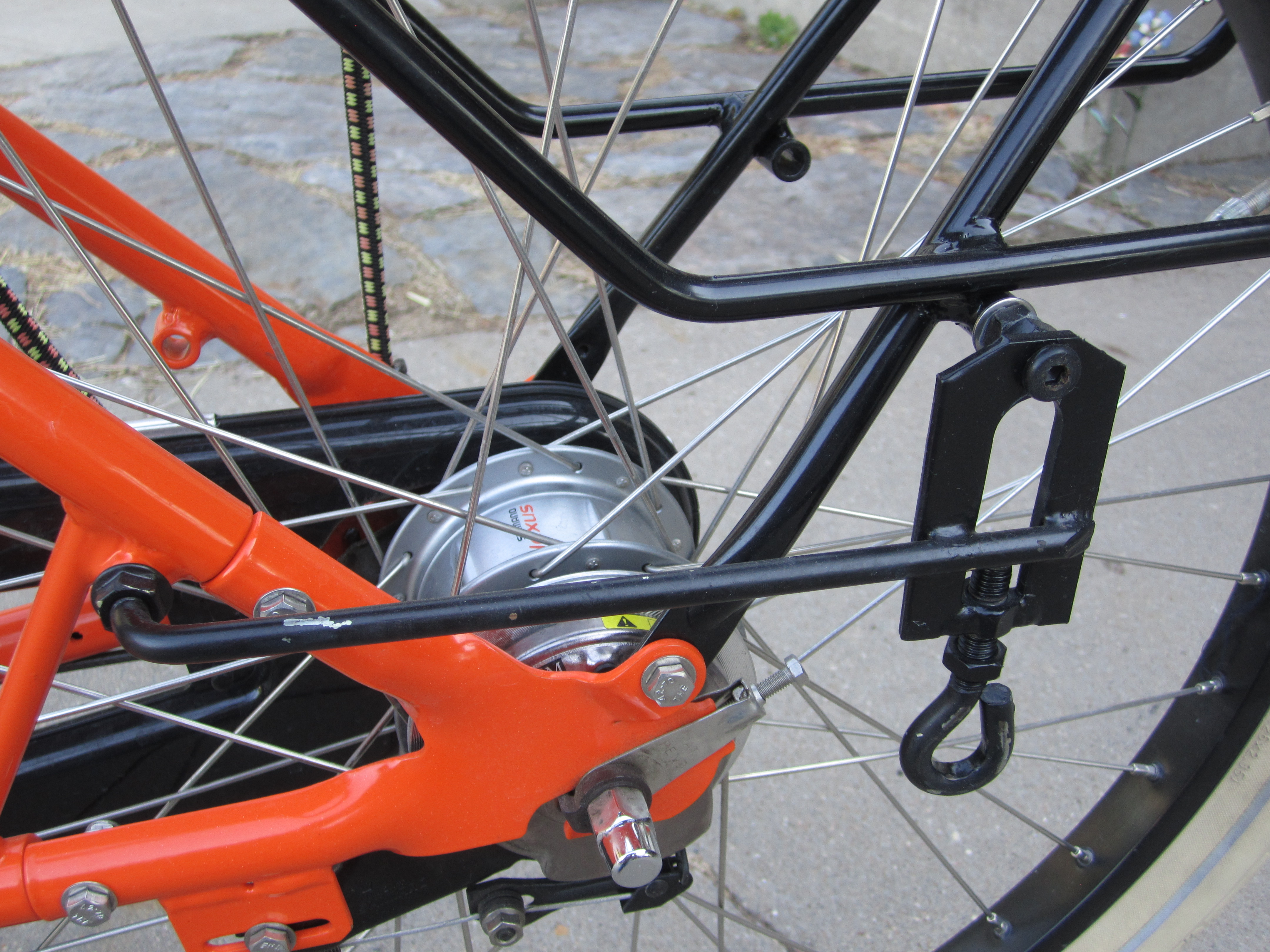 I Want To Build A Big Bike Trailer Bicycle Forum At Permies