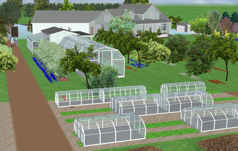 ... Polyculture - The Lego Method (permaculture design forum at permies