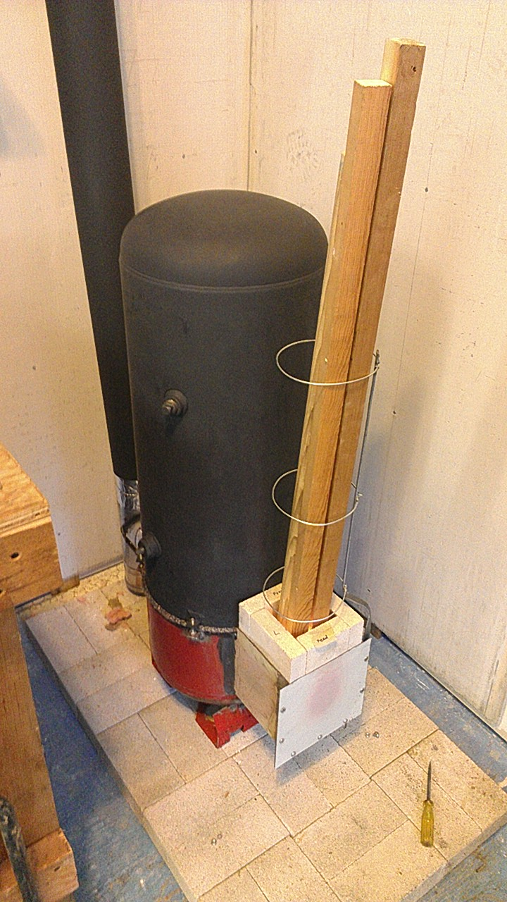 Success Story 4 Rmh For My Workshop Rocket Mass Heater