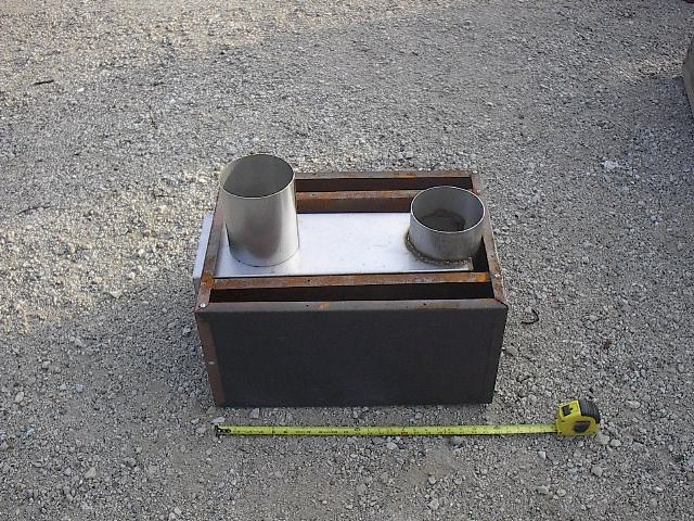 Playing with castable refractory (rocket mass heater forum