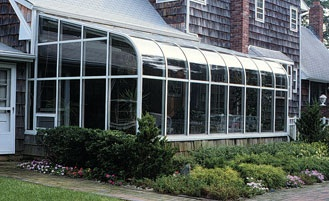 Old Four Season Sunroom As A Greenhouse Roof Greenhouses