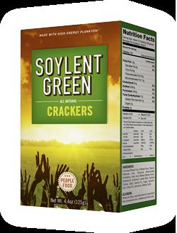 Soylent Green Food Product