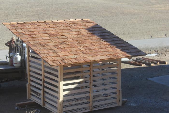 wooden portable sheds images
