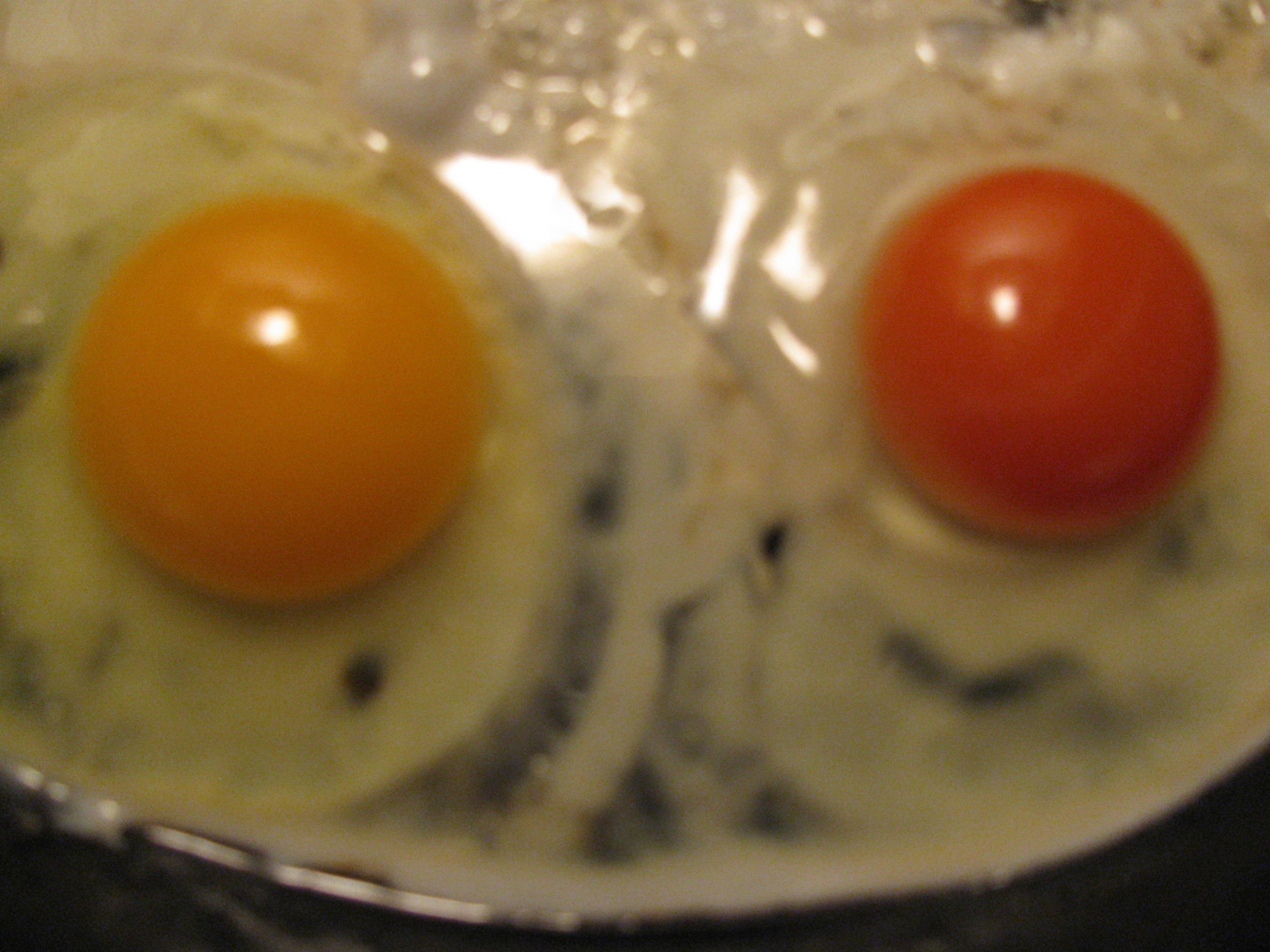 yolk color thread chickens forum at permies